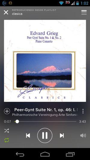 excelente melodia Musica Clasica