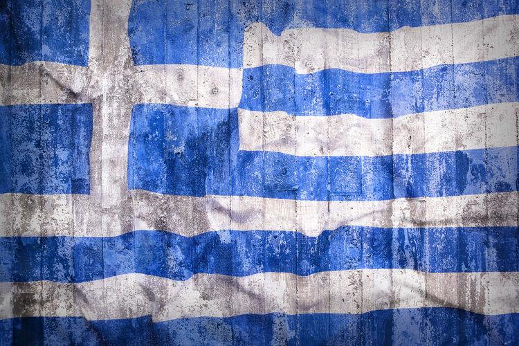 Full Frame Shot Of Flag