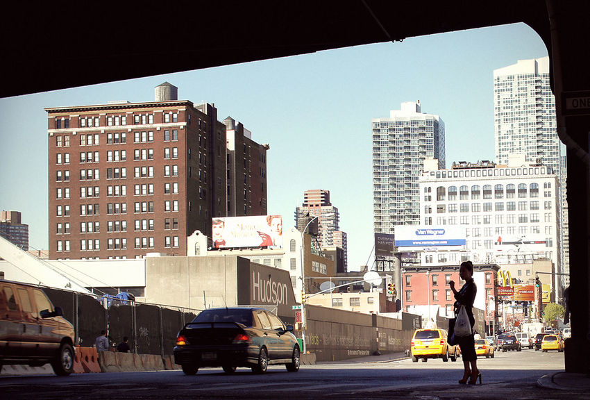 New York 2012. Newyorkcity Woman