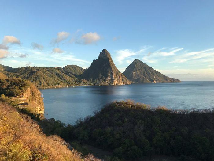 Photo taken in Mamin, Saint Lucia