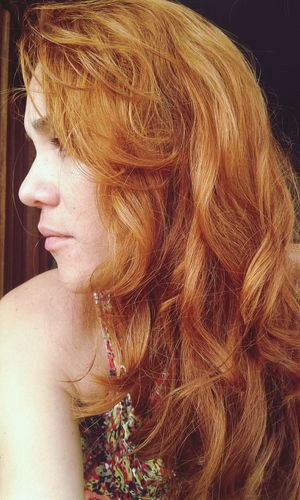 Ruivas Red Hair Laranjinha Henna Hair