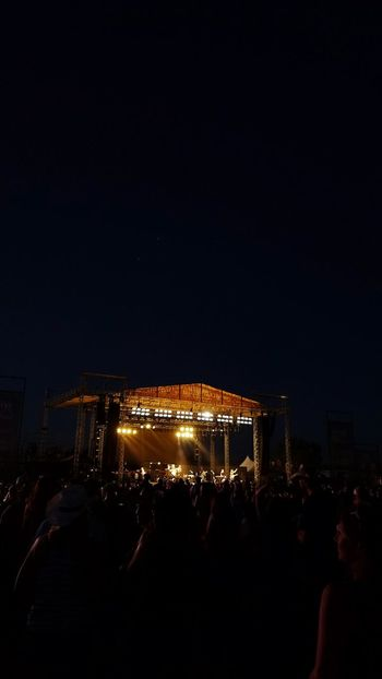 Night Illuminated Sky People Nightlife Outdoors Event Large Group Of People Crowd Music Music Festival Country Jam Colorado Grand Junction Mack Country Musıc Country Music