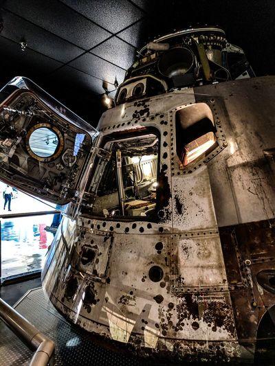 SpaceShip Museum Piece Museum Display