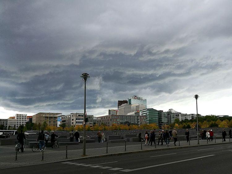 Road Cloud Cloud - Sky