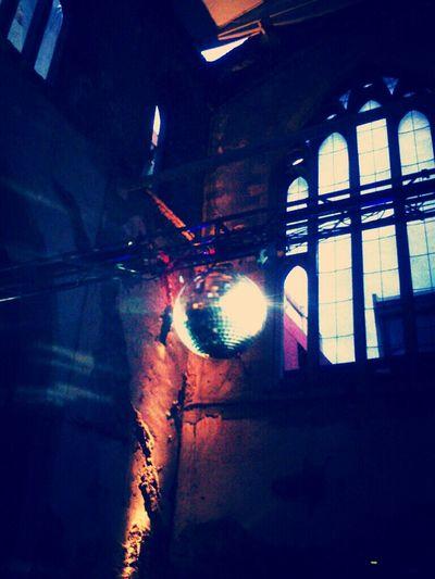 Party Old Church Ruinas Fiesta Vinilos Iglesia Gótica Gothic Church