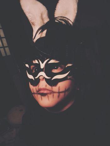 it's Halloween babe! MUAHAHAHA!