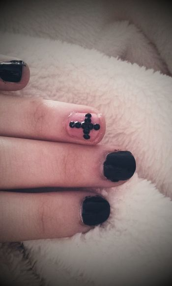 Did My Nails (: