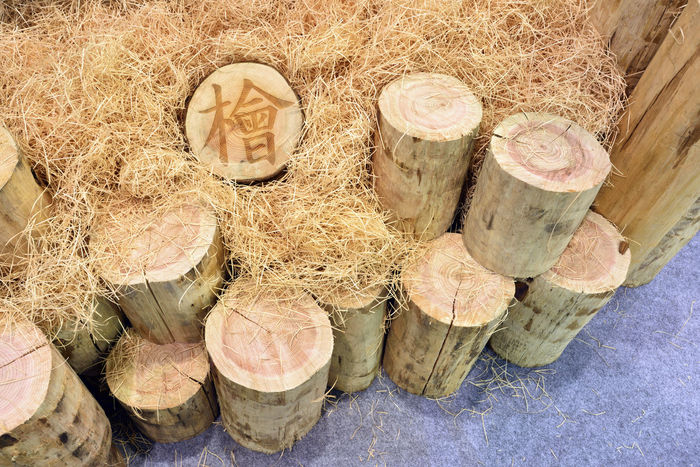 Cypress is a kind of advanced wood building materials, has a good scent. Advanced Cypress Cypress Tree Life Nature Wood Arrangement Background Brand Building Materials Close-up Cylinder Day Fragrance Graphics Hay Material Nature No People Outdoors Round Sculpture Stack Texture Wire