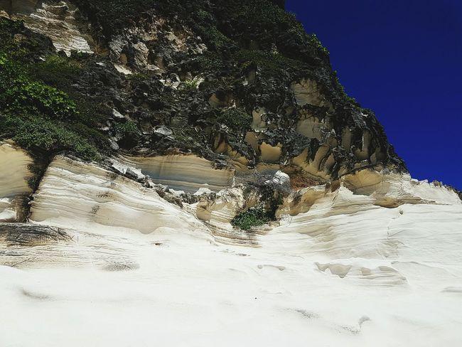 Kapurpurawan Limestone Rock Formations Escape