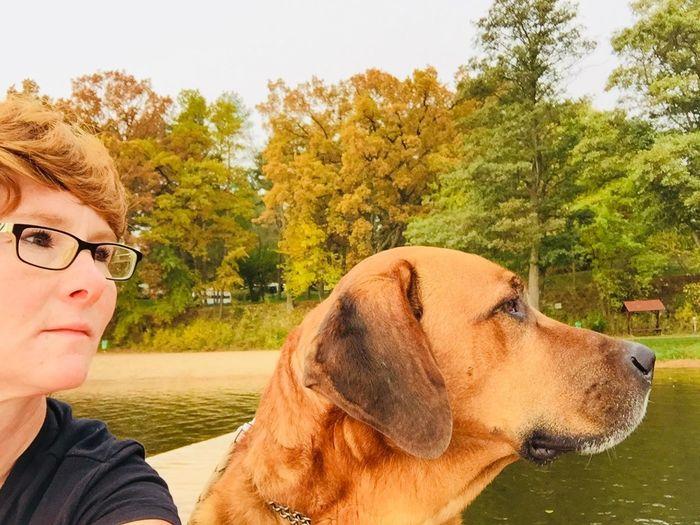 Rocky der Beste Hund Urlaub Mit Hund Urlaub ❤ Woblitzsee Rhodesian Ridgeback Dog Pets One Animal Eyeglasses  Domestic Animals One Person