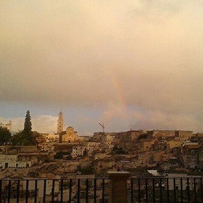 The silent rainbow