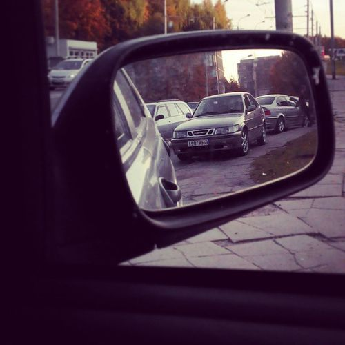 Dvinys. Saab Saablife Saab93
