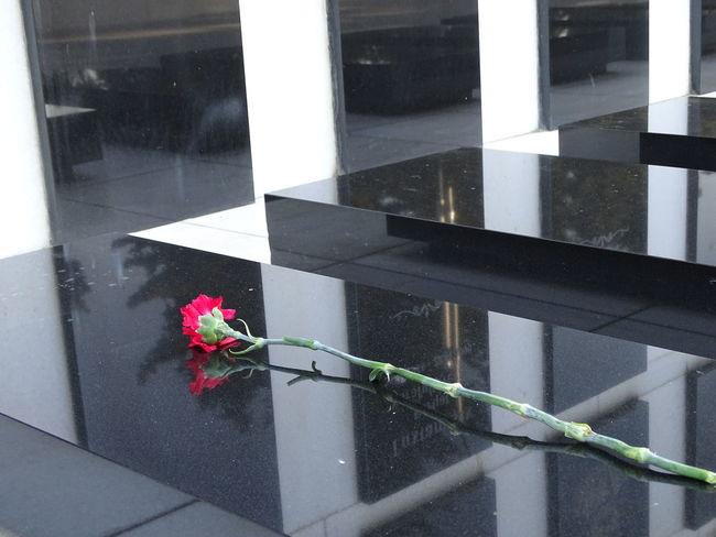 Memorial Site Flower