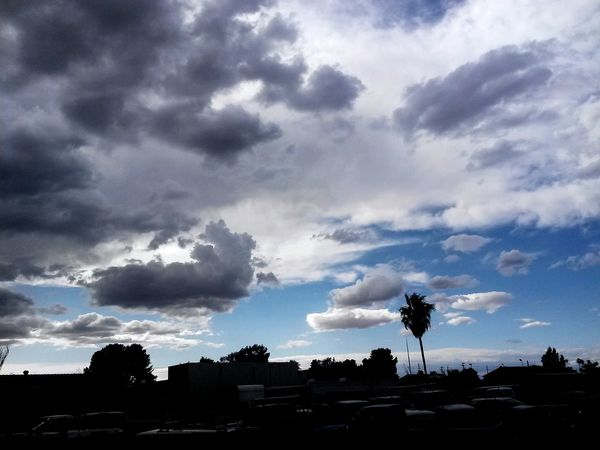 Cloudy Day Sky And Clouds Clouds Looming Arizonasky