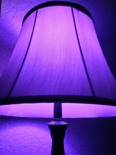 Purple Indoors  Illuminated No People Night Close-up Lamp Lamp Shade  Purple Leds Purple Light Purple Color Mood Peaceful Mood Lighting  Lamps Lamp I Love Lamp Texture Abstract Colored Light Colorful Lights Colorful Lightbulbs Lighting