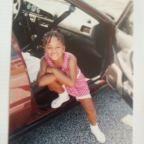 TBT  Circa 1992 thanks dad for having me wear socks with them sandals& that pose on his maxima ? he had the beaded seat covers that made you slide off & the choker automatic seat belts?? McguireAFB Maxima Snaggletooth 1992 80sbaby