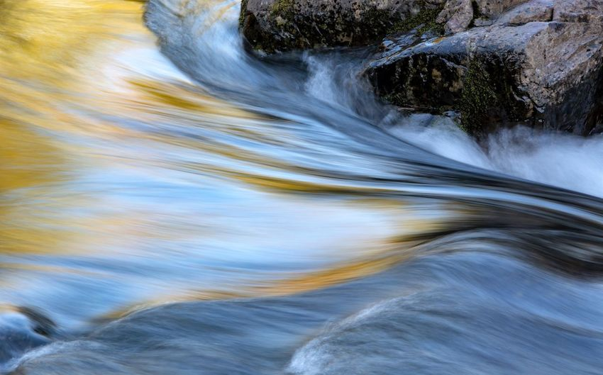 Motion Blurred Motion Water Long Exposure No People Rock Beauty In Nature Flowing Water Rock - Object Solid Nature Speed Scenics - Nature Day River Outdoors Waterfall Flowing Land Power In Nature Falling Water