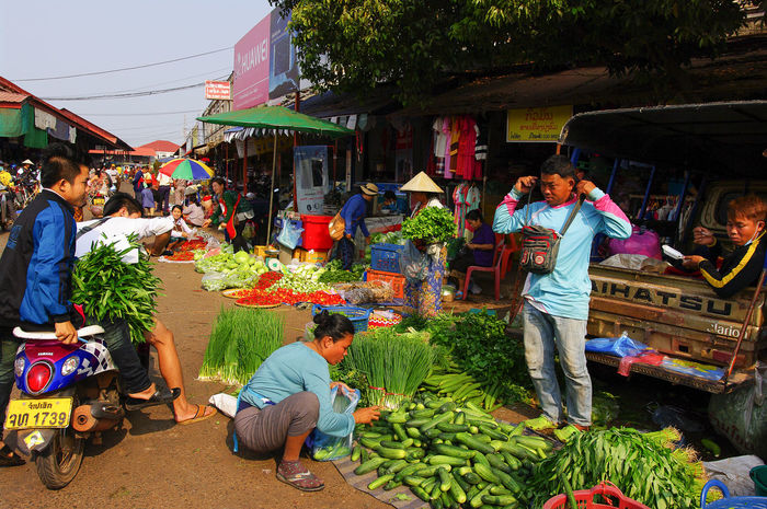 trade Chilli Colorful Colorfull Fresh Fresh Produce Freshness Fruits Laos Market Morning Market People People Photography People Watching Streetphotography Trade Trading Traveling Vegetables
