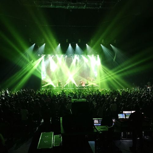 Concert Photography Concert Lights Show Mary J. Blige Perfomance Awesome Performance