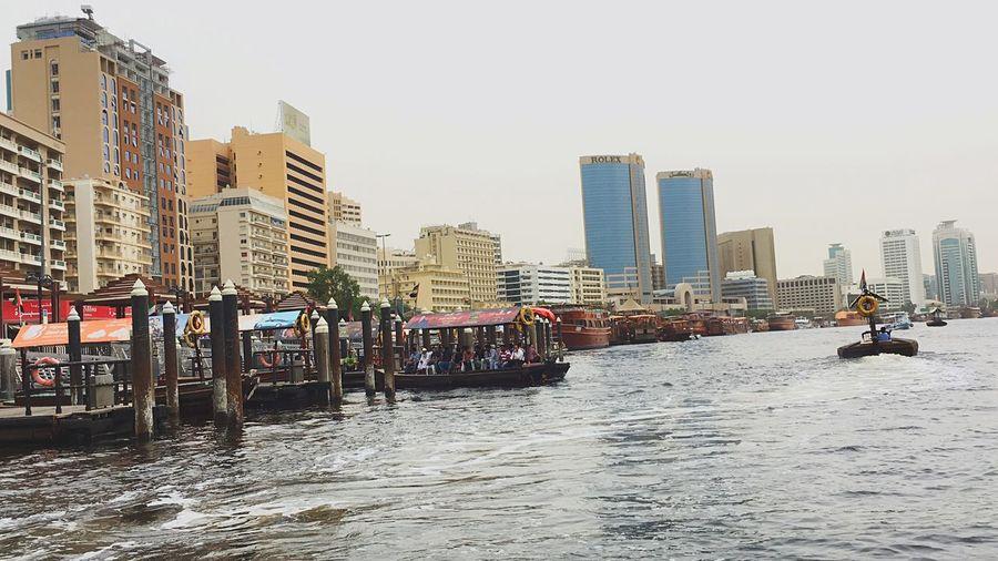 Dubai Aldsouq Abrastation Ship Beautifultown Springholidays Ienjoynow!