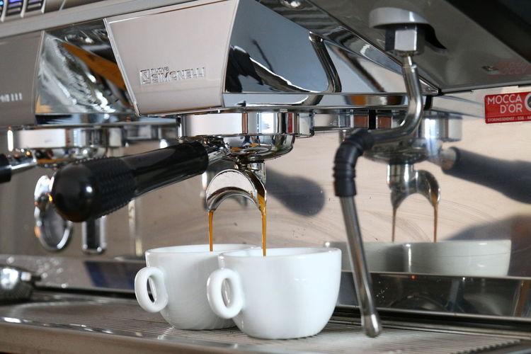 Barista Coffee Cup Coffee Shop Espresso Espresso Maker Food And Drink Shiny Simonelli
