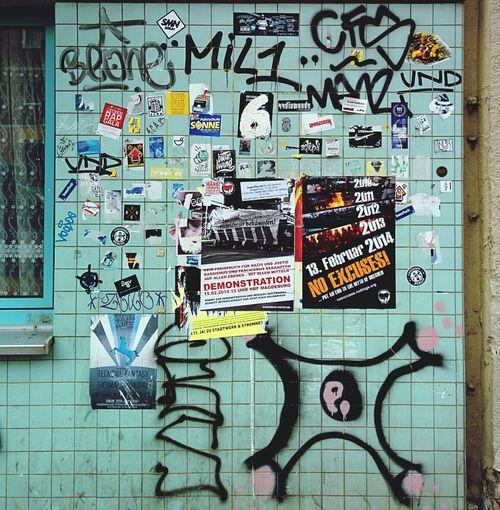 Billboard Berliner Ansichten Style