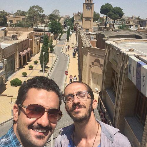 Beautiful Esfehan Esfehan Friendship Selfie ✌ Trip Walking Around