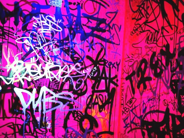 Tags Street ArtEveryday Lives No People Symple Things EyeEm Gallery Text Backgrounds Taking Photos From My Point Of View Graffiti Creativity Pink Pink Wall Eyem Gallery Art Colorful Urban Background Urban Photography Urban Art Taking Pictures From My Point Of Veiw