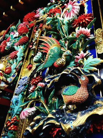 Kanuma Japan 鹿沼 栃木県 彫刻屋台 華やか 彫刻
