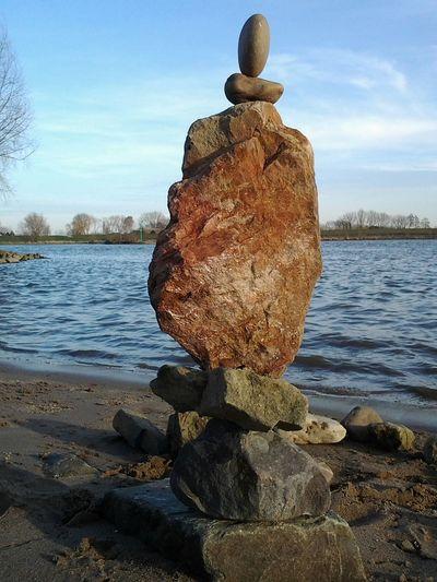 Balancing Act Check This Out Rockbalancing My Artwork Enjoying Life