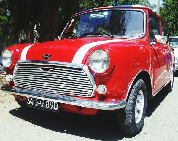 Mini Cooper Old Cars Kharjet_lantika Antika