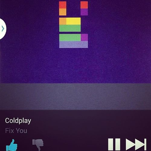 When you try your best, but you don't succeed When you get what you want, but not what you need When you feel so tired, but you can't sleep Stuck in reverse And the tears come streaming down your face When you lose something you can't replace Coldplay Fixyou