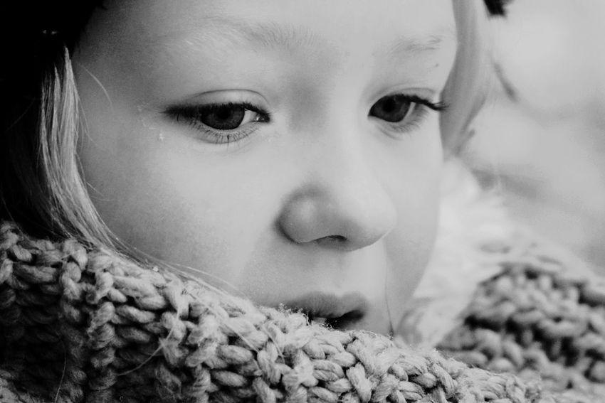 Showcase: December Littlegirl Cold Season Coldweather Kidsportrait Kids Portrait Monochrome Blackandwhite Black And White Black & White Daydreaming Lost In Thought... Cute Girl Face Close-up Child Children's Portraits Child Portrait Sweet Child Little Girl Cutegirl Wintertime Dreamer Dreamy Children Portraits