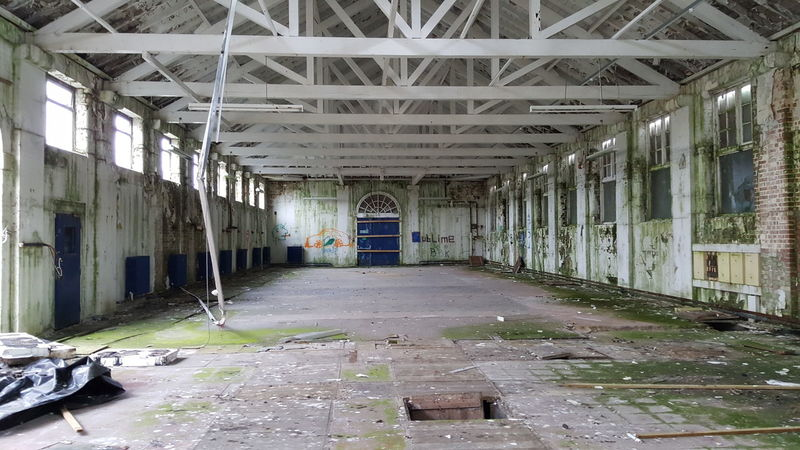 Derelict Derelict & Abandoned Industrial Building Exterior Building Architecture Architecture_collection Modern Architecture Modern Perspective Samsung Galaxy S6 Samsung