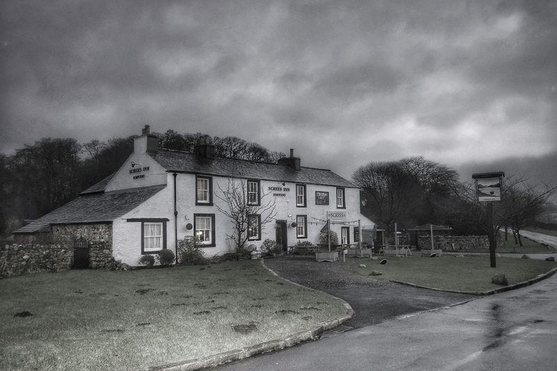 The wonderful pub we stayed at last week. Taking Photos Photography Is My Escape From Reality! Malephotographerofthemonth EyeEm Nature Lover Tranquil Scene The Lake District  Wastwater Countryside Pub Bed And Breakfast Great Food! Great Beer Screes Inn Nether Wasdale