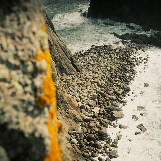 #lands #end #cornwall #cliffs #sea #rocks #landslide #waves #lichen #drop Lichen Rocks Waves Cornwall End Cliffs Lands Landslide Sea Drop