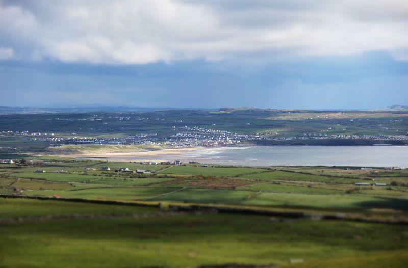 Ireland Ireland Landscapes Ireland Coast Ireland Countryside Landscape Nature No People Scenics - Nature Sky