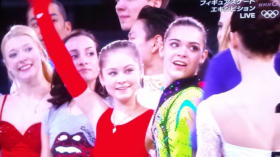 Sochi 2014 リプニツカヤ ソトニコワ Eyem Best Shot - My World