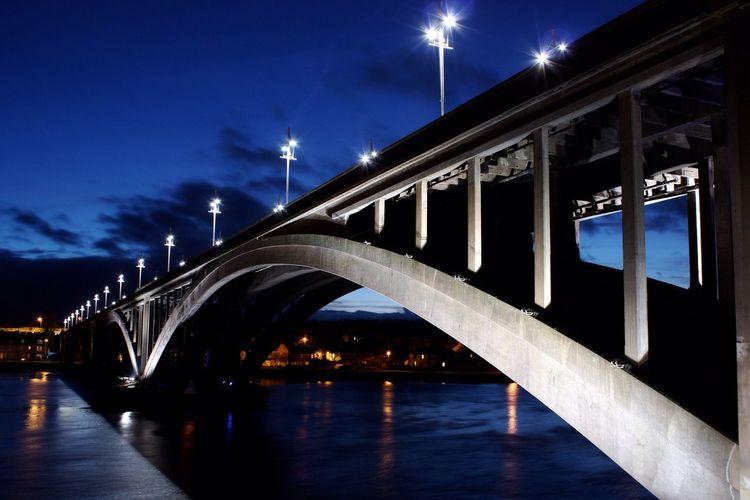 Berwick Bridge Taking Photos Nofilter
