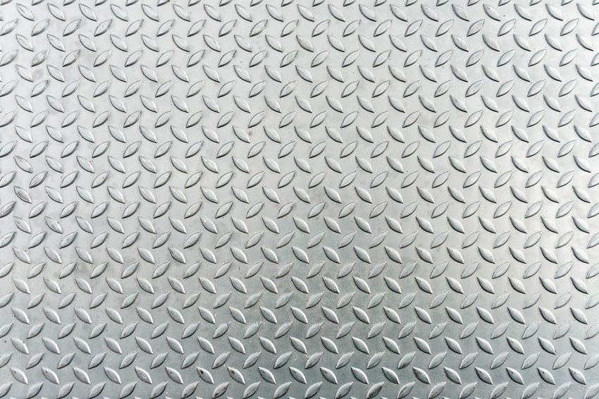 Checker plate metal sheet Construction Industrial Industry Backgrounds Checker Plate Chrome Material Metal Metallic Pattern Rough Texture Seamless Pattern Steel Structure Texture