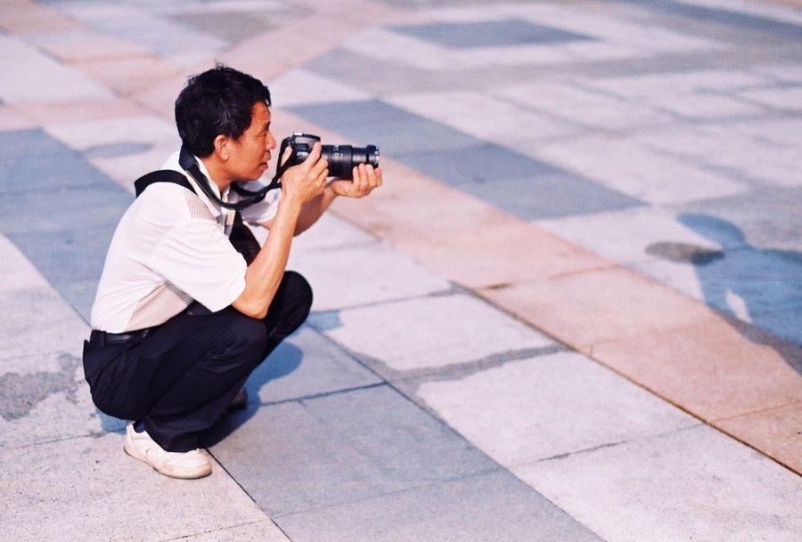 Snapshot Streetphotography Taking Photos Pentax Pentax MZ-7 135film 135mm Portrait