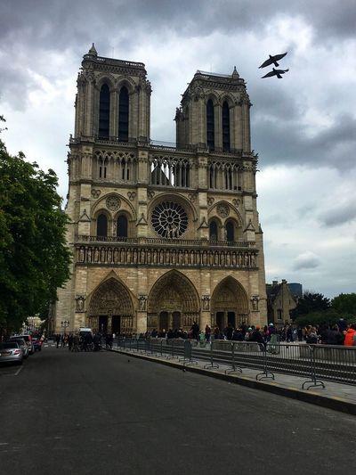 Note Dame Paris