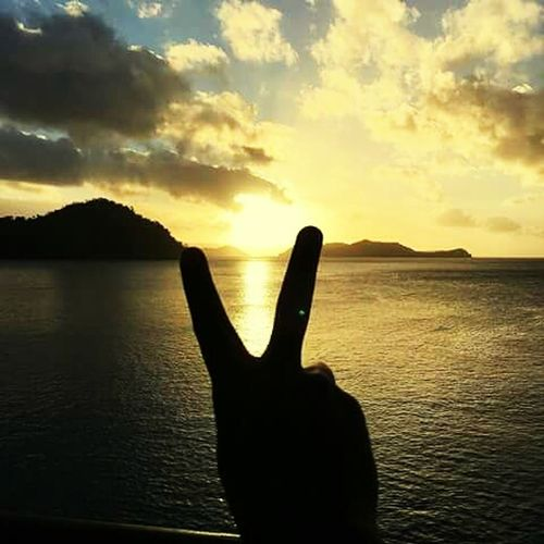 Peace Out First Eyeem Photo