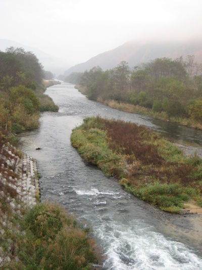 Countryside Iwate Japan Riverscape Tohoku Tono Water 岩手 東北 遠野