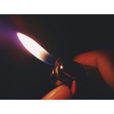 If you play with fire... You'll eventually get burned. Fire Lighter Messingaround Dark CloseUpBicVscoVscoCamLightUpsecondPostpotdquoteNight