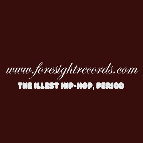 www.foresightrecords.com is my label's namesake. . @hott424