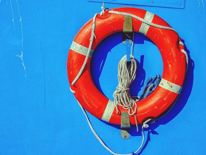 Float Floater Life Guard Flotador Socorrista Salvavidas Blue Azul Blue Close-up