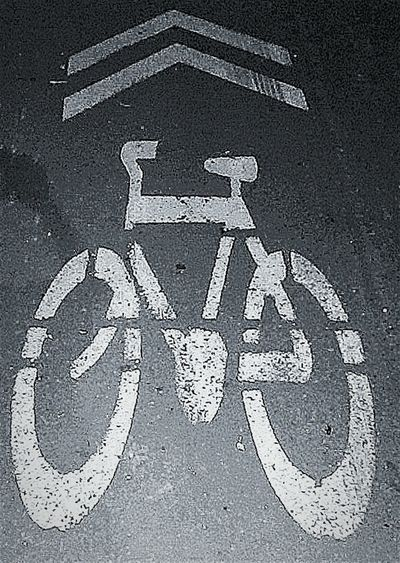 Bicycle Path Bicycle Sign Road Markings Chevrons Arrows White Arrows Bike Path Sign Signs Road Marking Bikelane Bike Lanes Bike Lane Rebel Bicycle Lane BicycleLane Signporn Bicycle Zone Bicycles Bicycle Bike Lane Along The Bike Path Bicycle Path Bikelanes Bike Track Bicycle Track