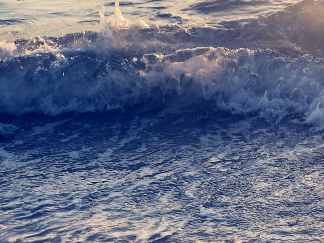 Nature's beauty Wave Sea Water Nature Motion Power In Nature Beauty In Nature Outdoors Force Crash Breaking No People Day Scenics