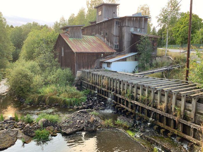 Watermill Water